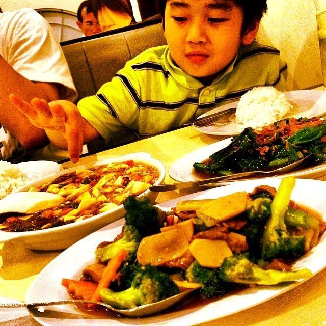 マレーシアにお引越しだったんですね お兄ちゃんは慣れましたか❓ 私も行ってみたいです〜 住むとなると、やっぱり、慣れるまでが大変ですね 子どもさんの方が早く慣れたりして マレーシアからの投稿楽しみにしてまぁす - 67件のもぐもぐ - 麻婆豆腐、牛肉炒西蘭花、青菜炒蠔豉 by Yuka Nakata
