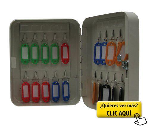 Cathedral KC20 - Armario para llaves, 20 ganchos #armario #oficina