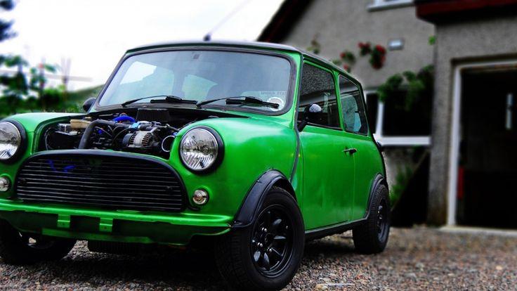 mini cooper car auto hd wallpapers download