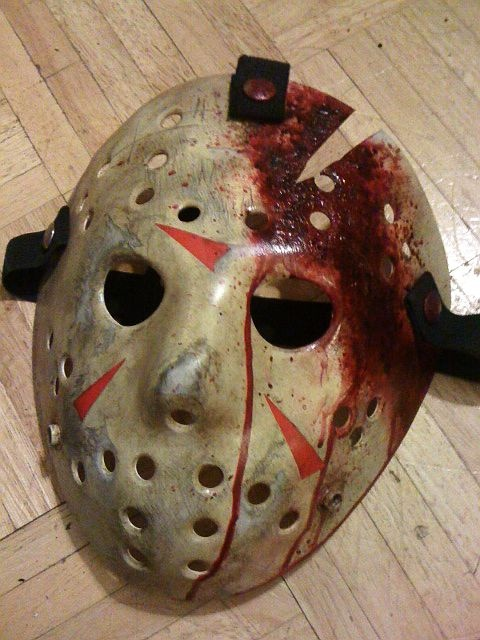 Friday the 13th part 4 mask