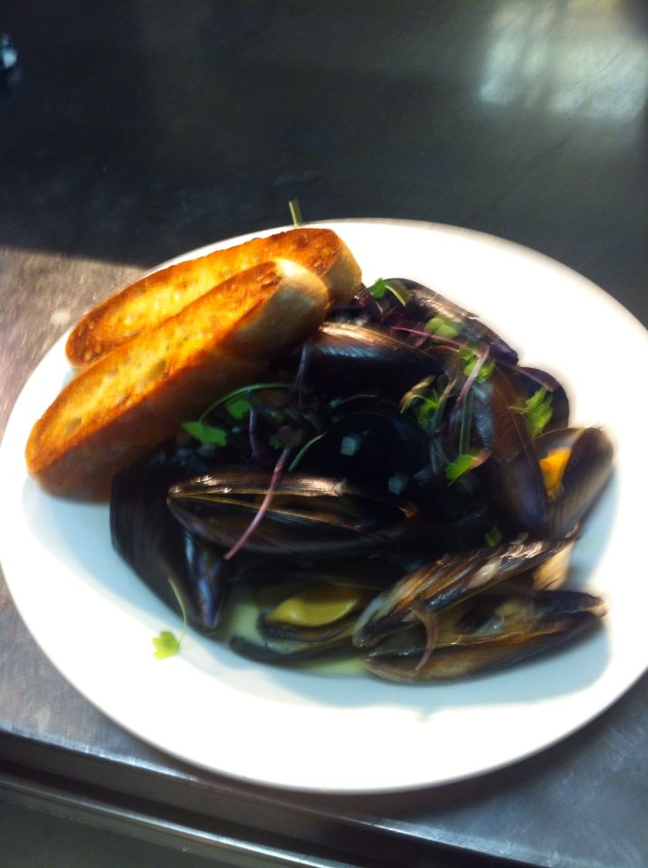 Eden Mussels