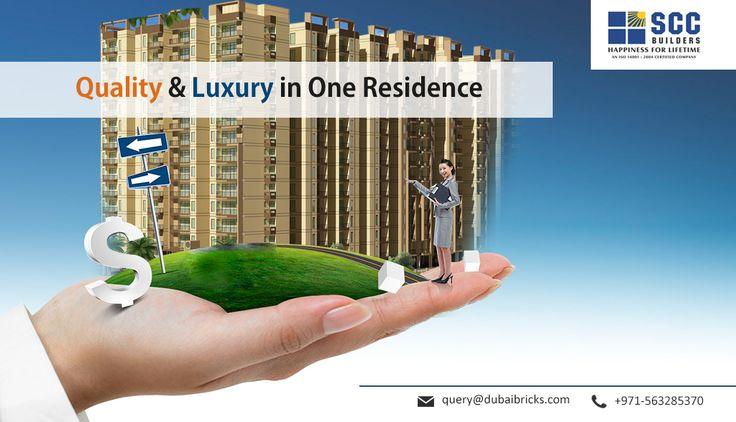 #Quality & #Luxury in One Residence...http://goo.gl/8ku0Px