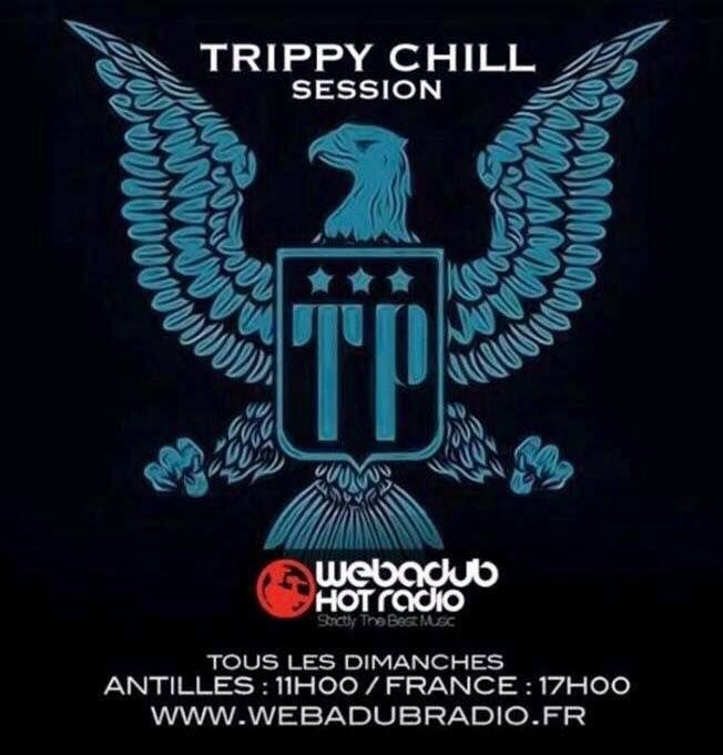 #ÉMISSION :  TRIPPY CHILL SESSION #5 DIMANCHE 17H TRIPPY CHILL SESSION  - 17h France / 11h Martinique - Guadeloupe / 12h Guyane - On www.webadubradio.com #webadubradio #trippychillsession #ComFromBORDEAUX #DjBoubs  Installez notre application mobile pour écouter vos Tous vos Hits #Dancehall  iOS: http://bit.ly/2rxBY1f  Android: http://bit.ly/2s2MUXT #WebadubRadio Music copyright: Bmad Prod - http://bit.ly/1t7ScPh