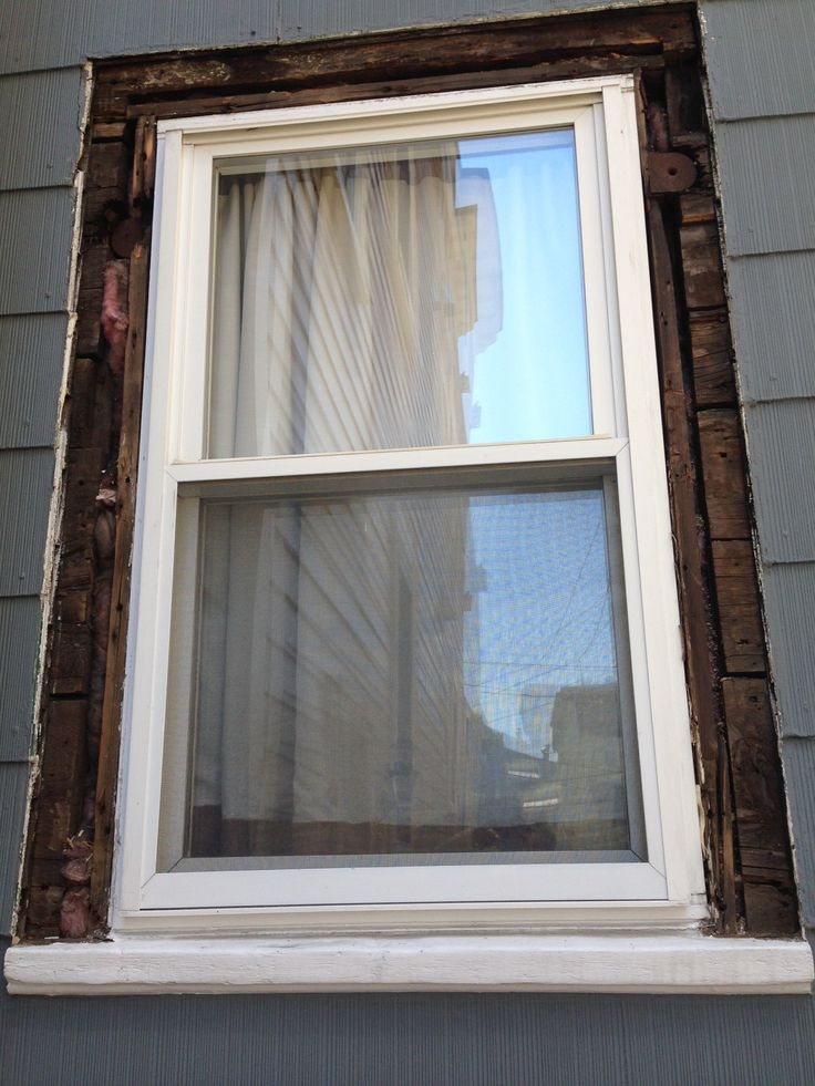How to replace exterior window trim house to do - What type of wood for exterior trim ...