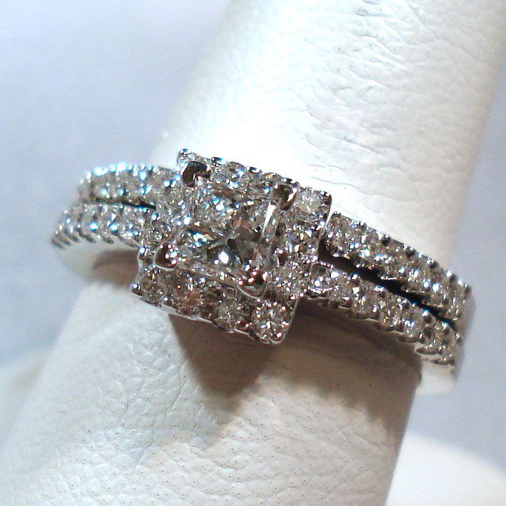 Bridal Wedding Rings Sets