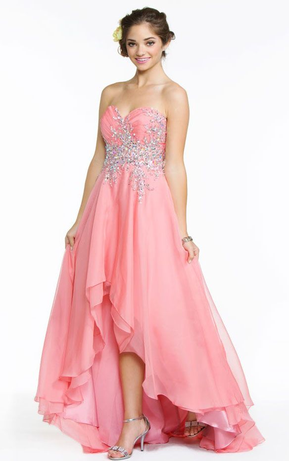 253 best Pretty Prom Dresses images on Pinterest | Vestidos de novia ...
