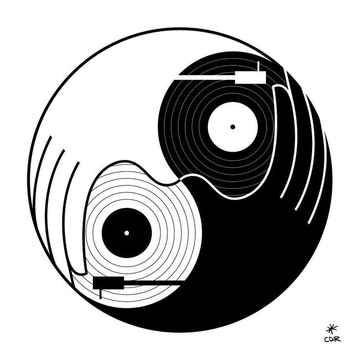 Tao Of The DJ Print