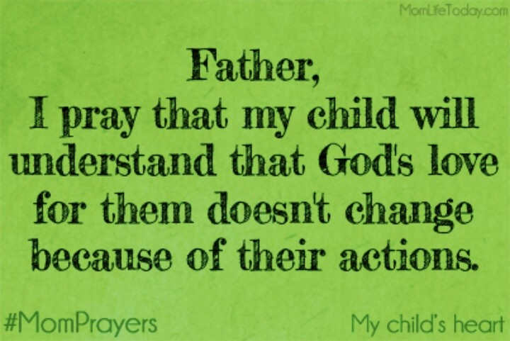 Pray For My Child Quotes: Best 25+ Prayer For My Family Ideas On Pinterest