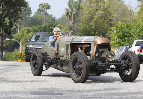 Incredible Cars From Jay Leno S Car Fiat