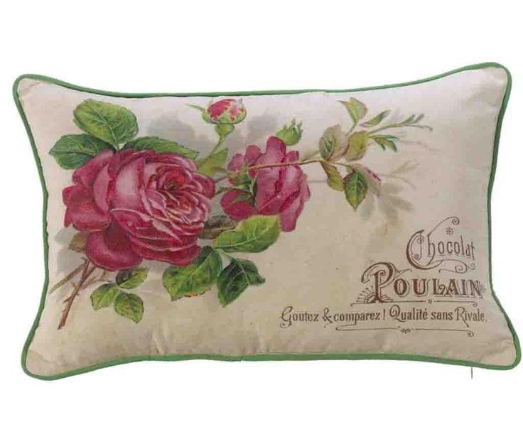 Pillow Ukrasni jastuk Chocolat 31x50 cm - Vivre 84