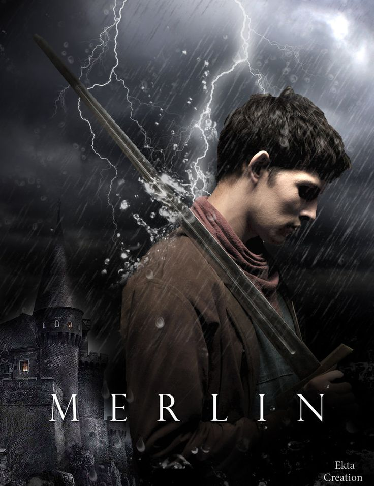 Merlin. This photo is EPIC
