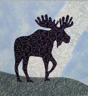 Best 25+ Moose quilt ideas on Pinterest | Forest crib bedding ... : moose quilt pattern - Adamdwight.com
