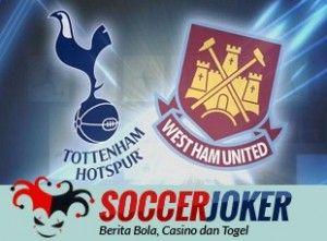 Prediksi Skor Bola West Ham United vs Tottenham Hotspur 3 Maret 2016 – Prediksi Bola West Ham United melawan Tottenham Hotspur – Pasar Taruhan Bola West Ham United vs Tottenham Hotspur-Pada Pertandingan dalam Liga Premier ini akan mempertemukan West Ham United vs Tottenham Hotspur. Laga antara : West Ham United vs Tottenham Hotspur kali ini akan digelar secara langsung  pada tanggal 3 Maret 2016 di Boleyn Ground (London) pada pukul 02:45 WIB Pagi hari.