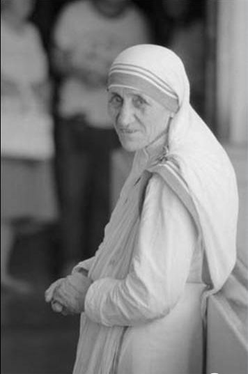 """Being unwanted, unloved, uncared for, forgotten by everybody, I think that is a much greater hunger, a much greater poverty than the person who has nothing to eat."" ~ Mother Teresa"