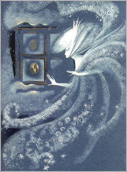 Nika Goltz, The Snow Queen