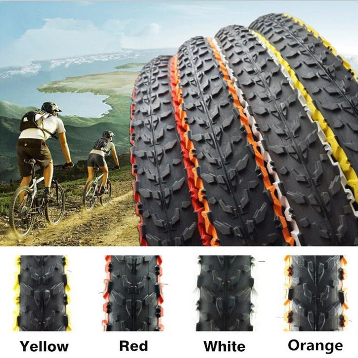 Bike Color Tire H-5120 26 * 1.95 MTB Bicycle Tire 30TPI Soft Side Mountain MTB Bikes Pure Folded Bike Tyre High Speed Tires //Price: $49.95 & FREE Shipping //     #hashtag1