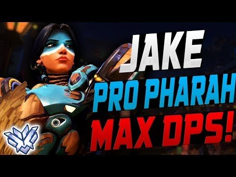JAKE NEW BEST PHARAH? HE'S INSANE! [ OVERWATCH SEASON 8 TOP 500 ] ► Video Source : Jake Twitch: https://www.twitch.tv/jake_ow Jake Twitter: https://twitter.com/jakeow ▬▬▬▬▬▬▬▬▬▬▬▬▬▬▬▬▬▬▬▬▬▬▬▬▬ If you want the removal of videos that you own the copyright, which can be accessed via this page...