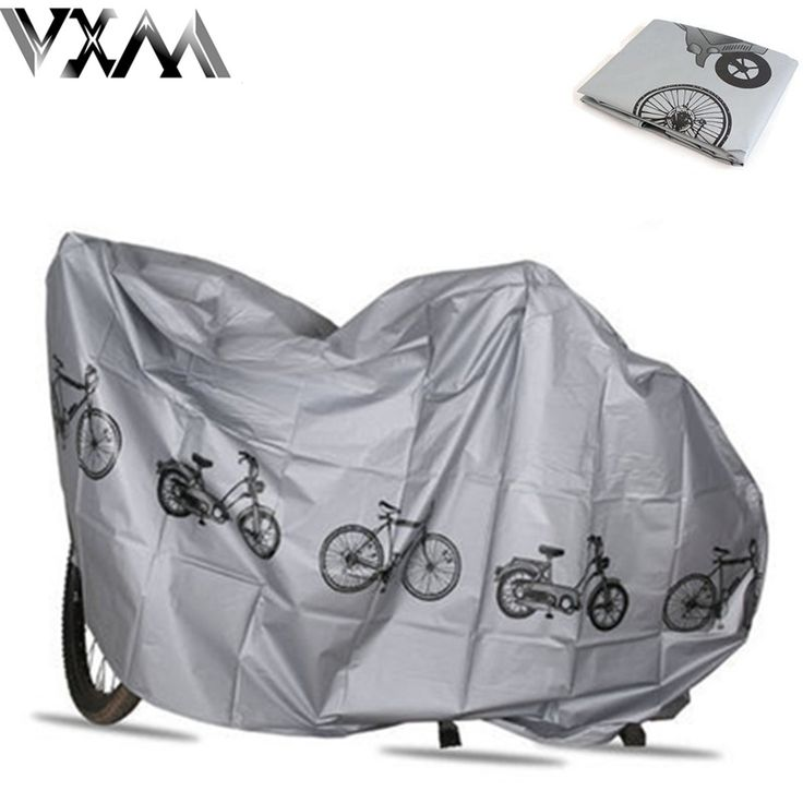 "26"" 29"" 29er Bike MTB Waterproof Cover Protector Bicycle Cycling Rain Dust Protector Cover Waterproof Protection White"