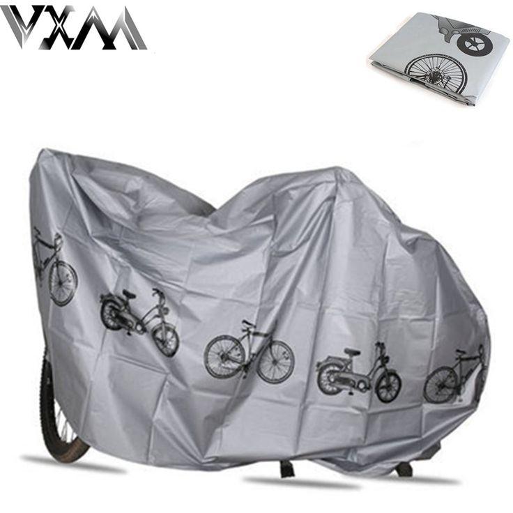 "26"" 29"" 29er Bike MTB Waterproof Cover Protector Bicycle Cycling Rain Dust Protector Cover Waterproof Protection White"
