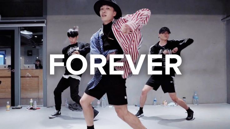Forever - Chris Brown (23 Deluxe Remix) / Junsun Yoo Choreography