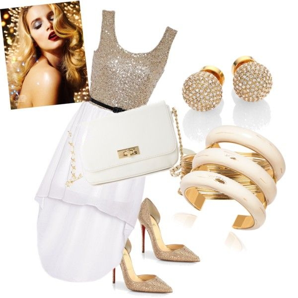 """Let It Sparkle"" by luzaanbth on Polyvore"