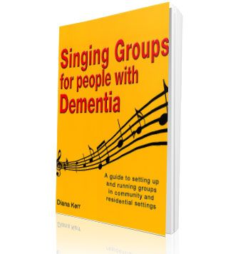 With an abundance of evidence circulating about the vital role music plays in the lives of people with dementia, check out Diana Kerr's book for a practical guide to setting up singing and running groups in community and residential settings.