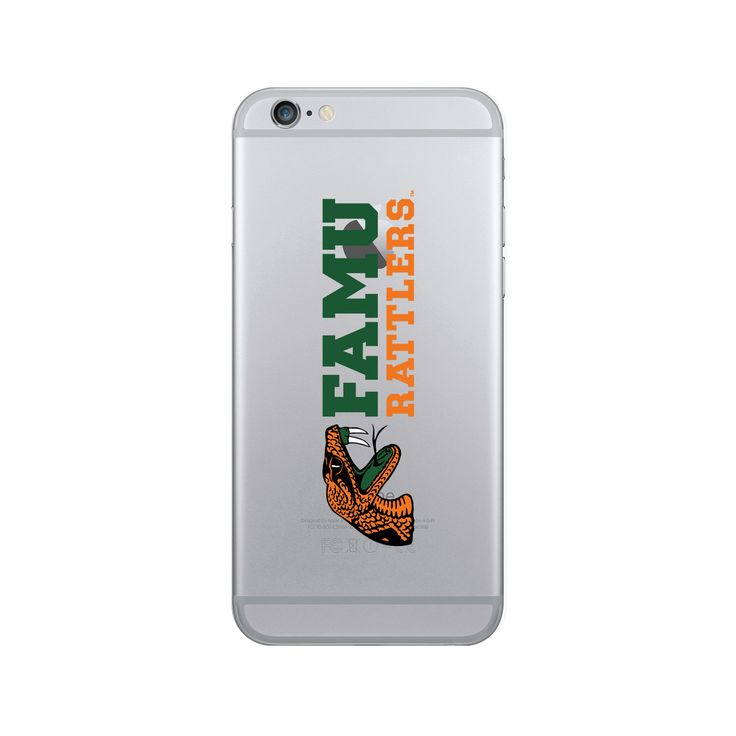 Florida A&M University Clear Phone Case, Classic V1 - iPhone 7/7S