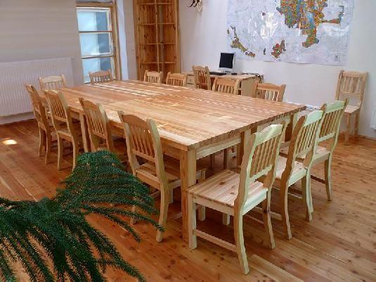 Zasedací místnost - Lesy města Písku