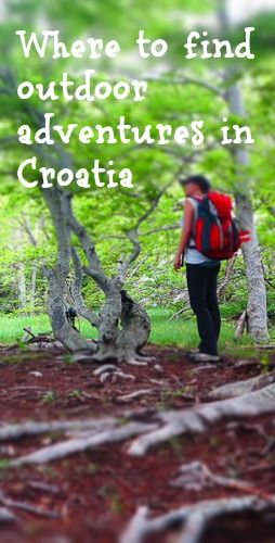Where to find #Outdoor #Adventures in #Croatia http://www.chasingthedonkey.com/travel-croatia-outdoor-adventure-travel-photos/