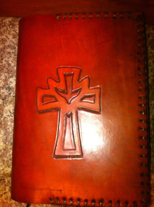 14 best custom leather bible covers images on pinterest