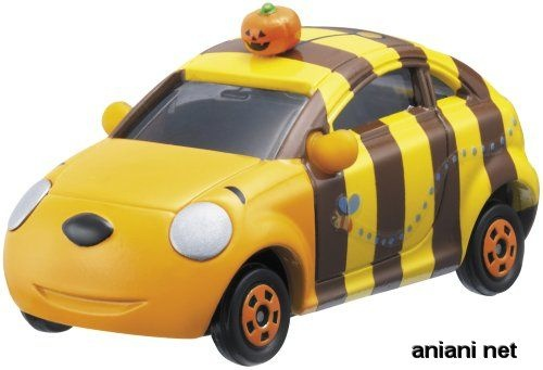 Tomica Disney Motors Corot Winnie the Pooh