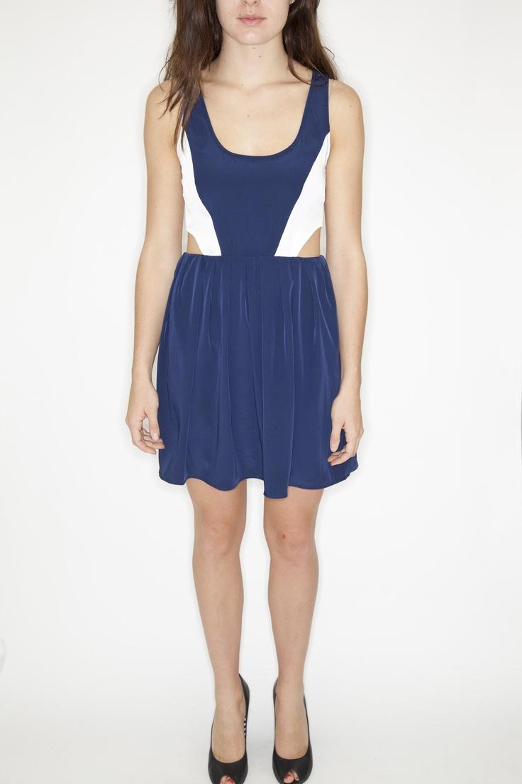 www.socko.ca  BB Dakota Cut Out Dress