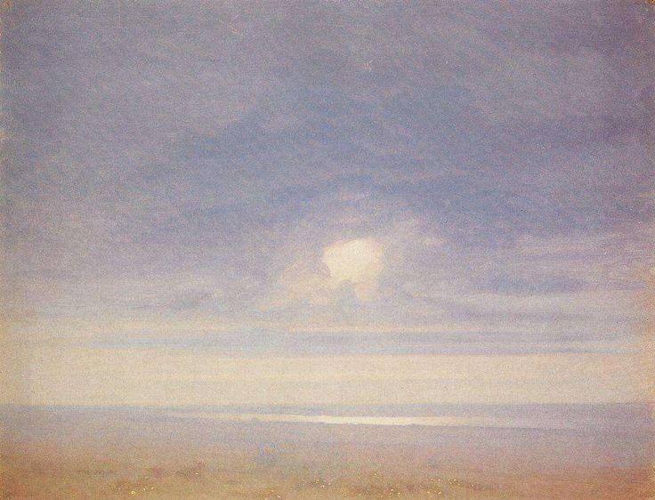 Дали. Крым. 1898-1908. Куинджи Архип Иванович