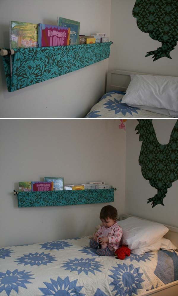 28 Smart Tips Tricks and Hacks to Organize Your Child's Room Beautifully