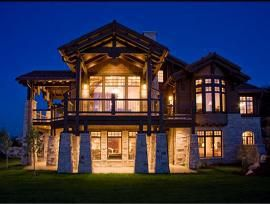 Built By Utahs Luxury Home Builder Cameo Homes Inc In Park City Utah For The Showcase Of