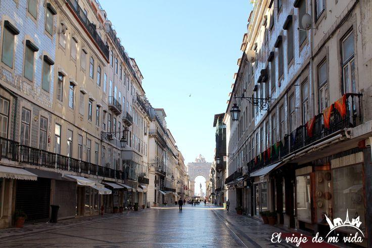 La Baixa, Lisboa