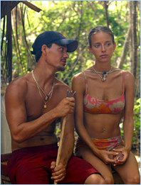 Rob asks Amber to marry him and she says Yes during the Live Survivor All-Stars finale. Description from amazingracefanwiki.com. I searched for this on bing.com/images
