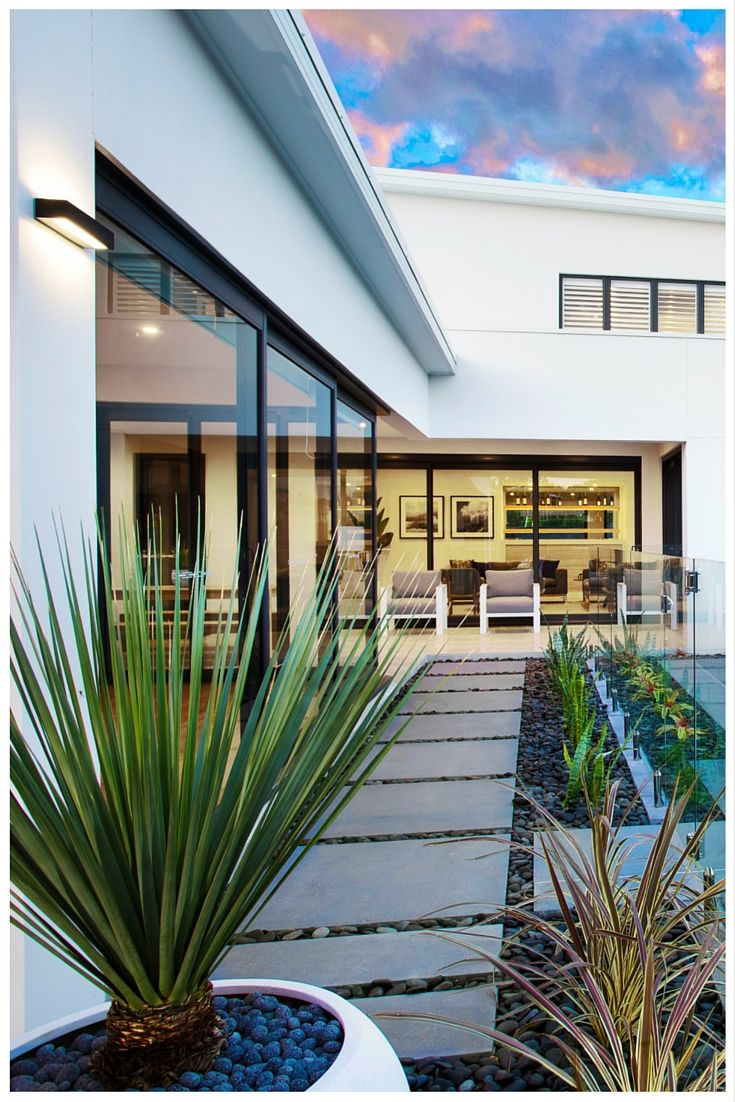 Wideline sliding stacker doors allow large panels of glass for the ultimate views. . & 41 best Stacker Doors images on Pinterest | Stacker doors Au and ...