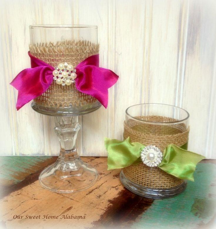 Best images about embellished monogrammed vases on