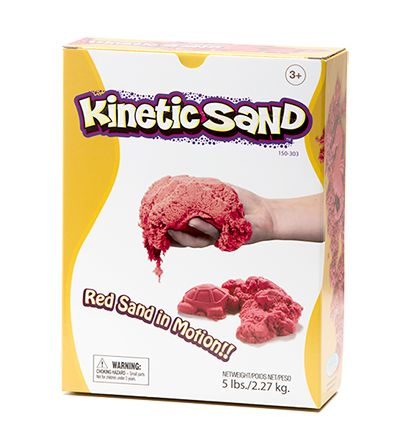 Kinectic Sand! Check it out on our webpage wabafun.com