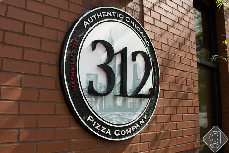 Our marketer had a meeting at 312 Pizza in Germantown today, and she thought it was super delicious. Nashville's authentic Chicago pizza!