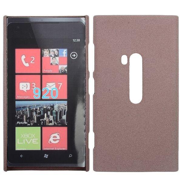 Rock Shell (Tumma Violetti) Nokia Lumia 920 Suojakuori