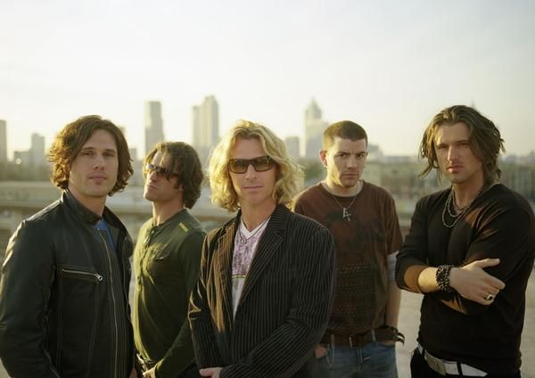Georgia boys Collective Soul