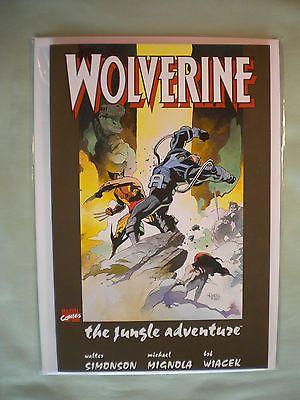 WOLVERINE: THE JUNGLE ADVENTURE Marvel Comics 1990 Rare APOCALYPSE App X-MEN Hot: $3.59 End Date: Monday Mar-26-2018 12:48:01 PDT Buy It…