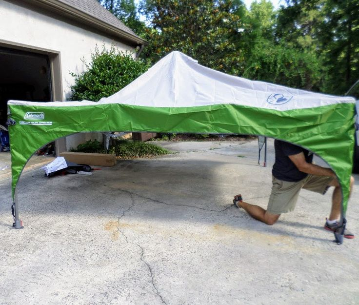 Do a practice set up at home of your beach canopy tent to avoid any foul : pull up canopy - memphite.com
