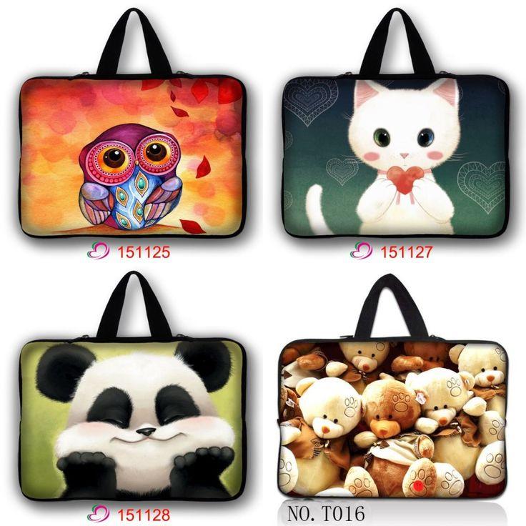 Many Designs 11 12 13 14 15 Laptop Bag 15.6 Men Women Laptop Bag Case For Macbook Air 13 Bags Case for Macbook Pro 13 15 #Affiliate
