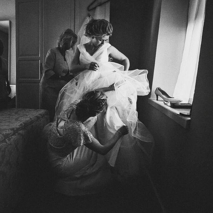 The Wedding Dress. Documentary Wedding Photography Dublin.