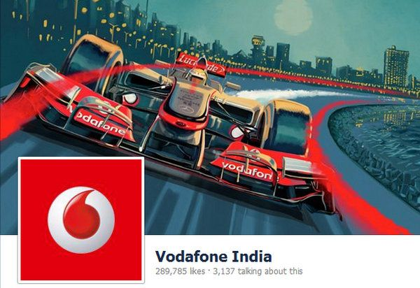 Lewis Hamilton in his Vodafone McLaren Mercedes MP4-27 at Marine Drive street racing: Tune in India on September 16th 2012