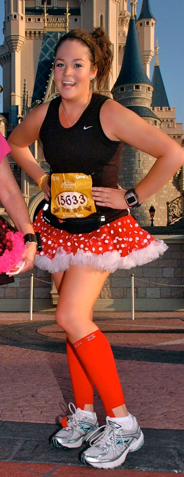 Running's more fun when you're in a cool costume!