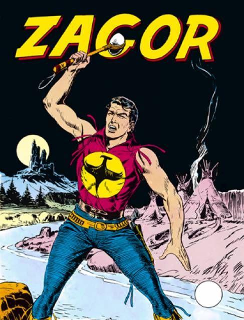 Sergio Bonelli (1932 - 2011) autor de cómics Italiano.- Zagor